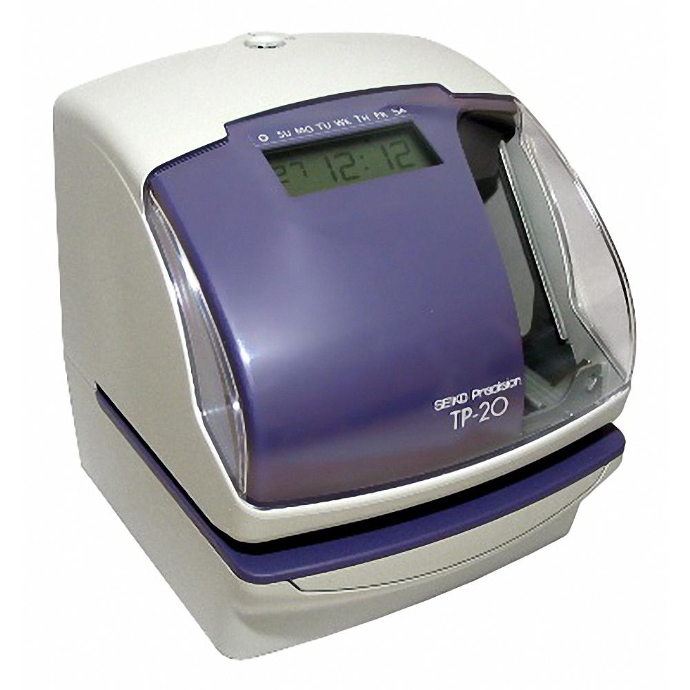 Stempeluhr TP-20